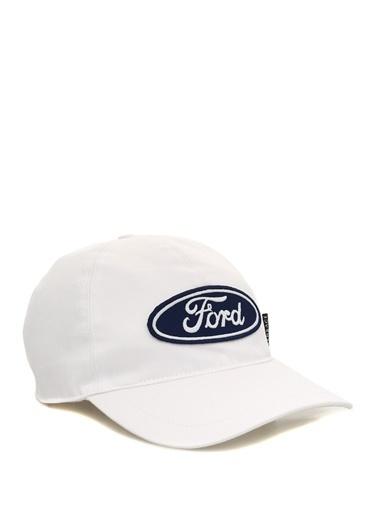 Versace Şapka Beyaz